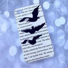 """HANDMADE Divergent Inspired """"TRIS Raven Tattoo"""" Case!"""