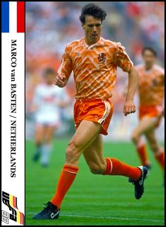 Marco Van Basten, Best Player, Real Madrid, Milan, Soccer, Album, Baseball Cards, Retro, Classic Rock
