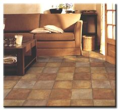 Can vinyl flooring be warm and inviting? You bet!