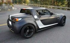 Smart Roadster, Custom Cars, Antique Cars, Gallery, Sports, Cars, Vintage Cars, Hs Sports, Car Tuning