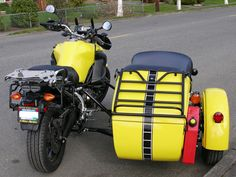 The Expedition Sidecar