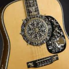 beautiful Martin guitar