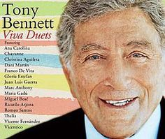 """Released on October 22, 2012, """"Viva Duets"""" is a studio album by Tony Bennett with Latin American singers. TODAY in LA COLLECTION on RVJ >> http://go.rvj.pm/4wq"""