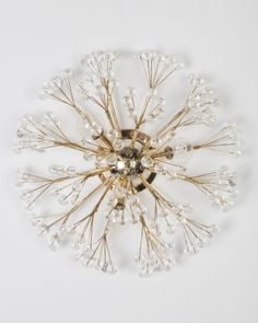 Dandelion Sconce (ds4610.18) | Remains.com