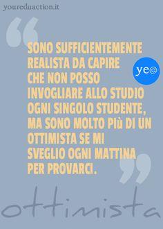 Tutto ciò che c'è da sapere sulla formazione docenti http://www.youreduaction.it/realta_della_formazione_docenti/ #scuola #ottimista