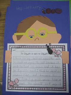 Hopping from K to 2!: Persuasive Writing and a Freebie!