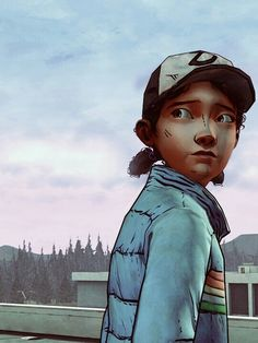 Clementine The Walking Dead Telltale Games
