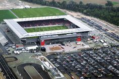 FC Ingolstadt 04, Audi Stadion