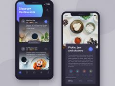 20 Insanely Creative UI/UX Designs for Inspiration 2018 on Behance Ios App Design, Mobile Ui Design, Web Design, Mobile Application Design, Android Design, Interface Design, User Interface, Flat Design, Design Layouts
