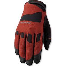 Dakine Ventilator Glove Bike Handschuhe Red Rock