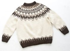 Knit - Lopapeysa (Iceland) Designer, Knit Crochet, Pullover, Knitting, Sweaters, Clothes, Iceland, Children, Travel