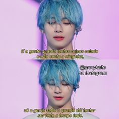 A imagem pode conter: 2 pessoas, texto Frases Bts, Bts Imagine, Bts Quotes, Bts Chibi, Sad Girl, Photo Quotes, Bts Wallpaper, Music Is Life, Bts Memes
