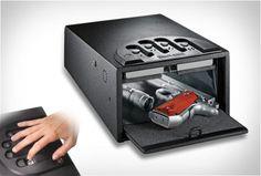 gunvault biometric gun safe GUNVAULT   BIOMETRIC GUN SAFE