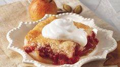 cranberry apple dessert