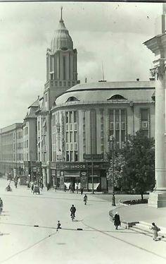 Püspöki palota 1940-es évek