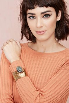 From St. Xavier Malini Cuff   Shop Accessories at Nasty Gal
