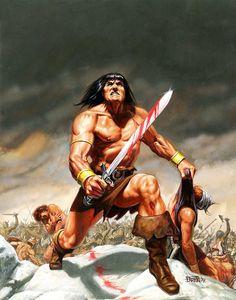 Conan - Bob Larkin                                                                                                                                                                                 Plus