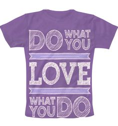 FC Express DO WHAT YOU LOVE T-Shirt
