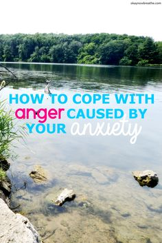 5 Ways to Cope with Anger Caused by Your Anxiety | I never realized how much my anxiety caused my anger until a few years ago. The best way to help cope with anger caused by anxiety is to communicate openly.