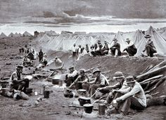 A Boer laager or encampment during the South African or Boer War Asian History, British History, Strange History, History Facts, Historical Women, Historical Photos, World Conflicts, Battle Of Waterloo, Haunted History