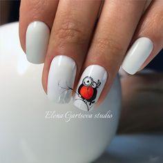 Manicure Nail Designs, Manicure And Pedicure, Nail Art Designs, My Nails, Nude Nails, Pretty Nail Art, Dream Nails, Nagel Gel, Beautiful Nail Designs