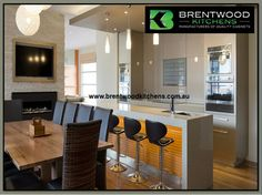 Update any home with a kitchen renovation in Melbourne. The staff of Brentwood Kitchens will take the old out and transform it into something new, bright, and reflective of the homeowner. It can be a partial renovation or taken down to the studs and rebuilt.