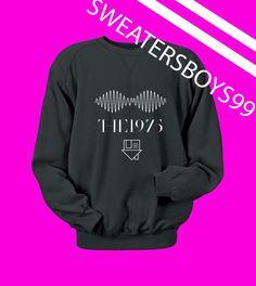 Arctic Monkeys the 1975 sweater Sweatshirt by SWEATERSBOYS99, $28.66