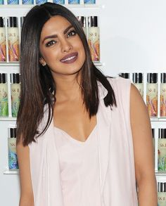 Thanks to the encouraging words from her mother, Priyanka Chopra's brows became her beauty superpower.