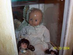 antique dolls , mamabears