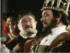 Anthony Hopkins as Claudius