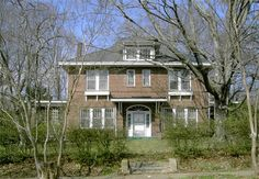 Preservation North Carolina - Historic Properties for Sale - Charles S. Brewer House