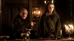 All the world's a stage – GAME OF THRONES: BLOOD OF MY BLOOD (S06E06) - NEGATIV