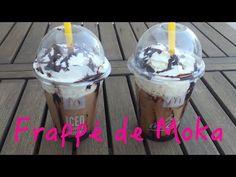 Frappe de Moka/Café helado