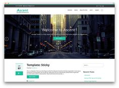 Best Free Wordpress Themes Images On Pinterest Website Designs - Wordpress site templates free