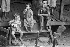 Tengle children, Hale County, Alabama by Walker Evans, 1936 via Flickr