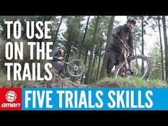 Watch: 5 Trials Skills To Use on the Trails | Singletracks Mountain Bike News