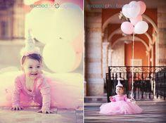 First Birthday Photo Shoot Ideas
