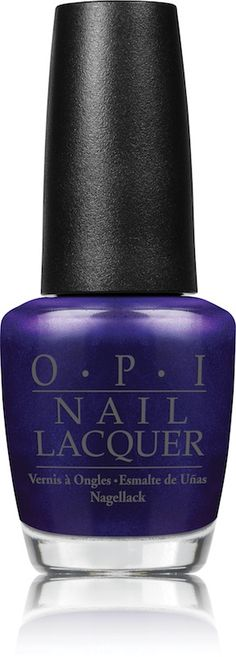 OPI James Bond Tomorrow Never Dies