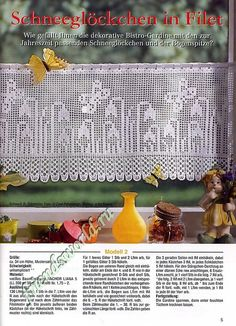 1000 Images About Curtains On Pinterest Crochet