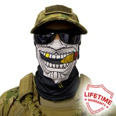Gangster Face Shield