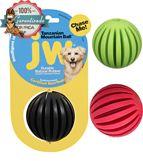 Pelota de Montaña de Tanzania - JW Pet Tanzanian Mountain Ball  ¿Quieres que tu perro persiga la pelota? Este juguete es el indicado para que lo entrenes a perseguirla.