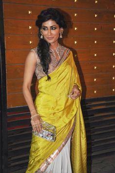 Chitrangada Singh at 58th Idea Filmfare Awards 2013.