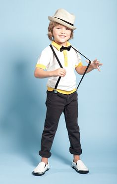 I doubt he would let me dress him like this... Maybe for a wedding?