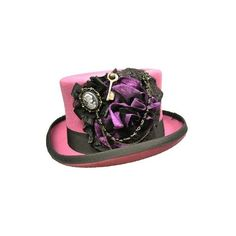 Pink Steampunk Costume ideas ❤ liked on Polyvore