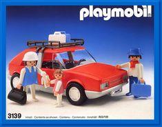 PLAYMOBIL� set #3139 - Family Car