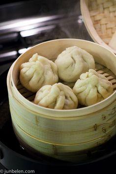 How to Make Char Siu Bao: Siopao (Steamed Pork Buns)