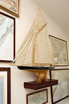 Nautical Home Decorating