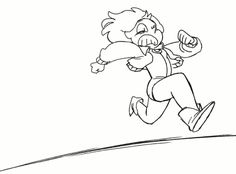 Nike Running Advertisement - Running To Lose Weight Lifestyle Changes - Running For Beginners Over 40 - Running Pictures Men - Running For Beginners Clothing Flash Animation, Animation Reference, Drawing Reference, Character Inspiration, Character Art, Character Concept, Animiertes Gif, Animated Gif, Frame By Frame Animation