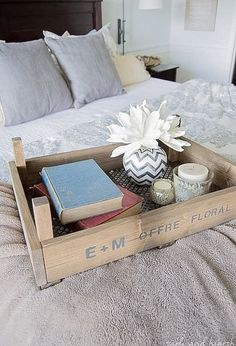 super simple fixer upper inspired dutch tulip crate, chalk paint, crafts, diy