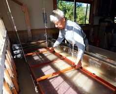 'Washi' traditional paper-making set to be tacked onto UNESCO list - AJW by The Asahi Shimbun